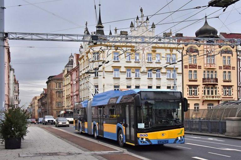 Trolejbusy 2021 - oslavy výročí zahájení výroby a provozu