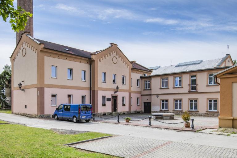 Administrativní budova Vodárna Plzeň