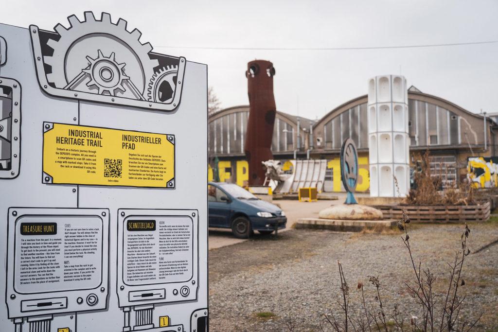 Industriální stezka DEPO2015