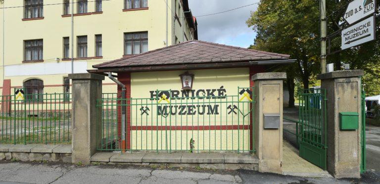 Hornické muzeum Zbůch