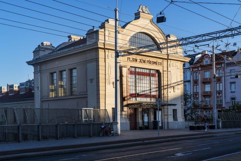Budova Moving Station