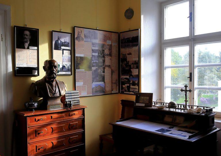 Muzeum rodiny Škodů v bývalé vodárenské věži