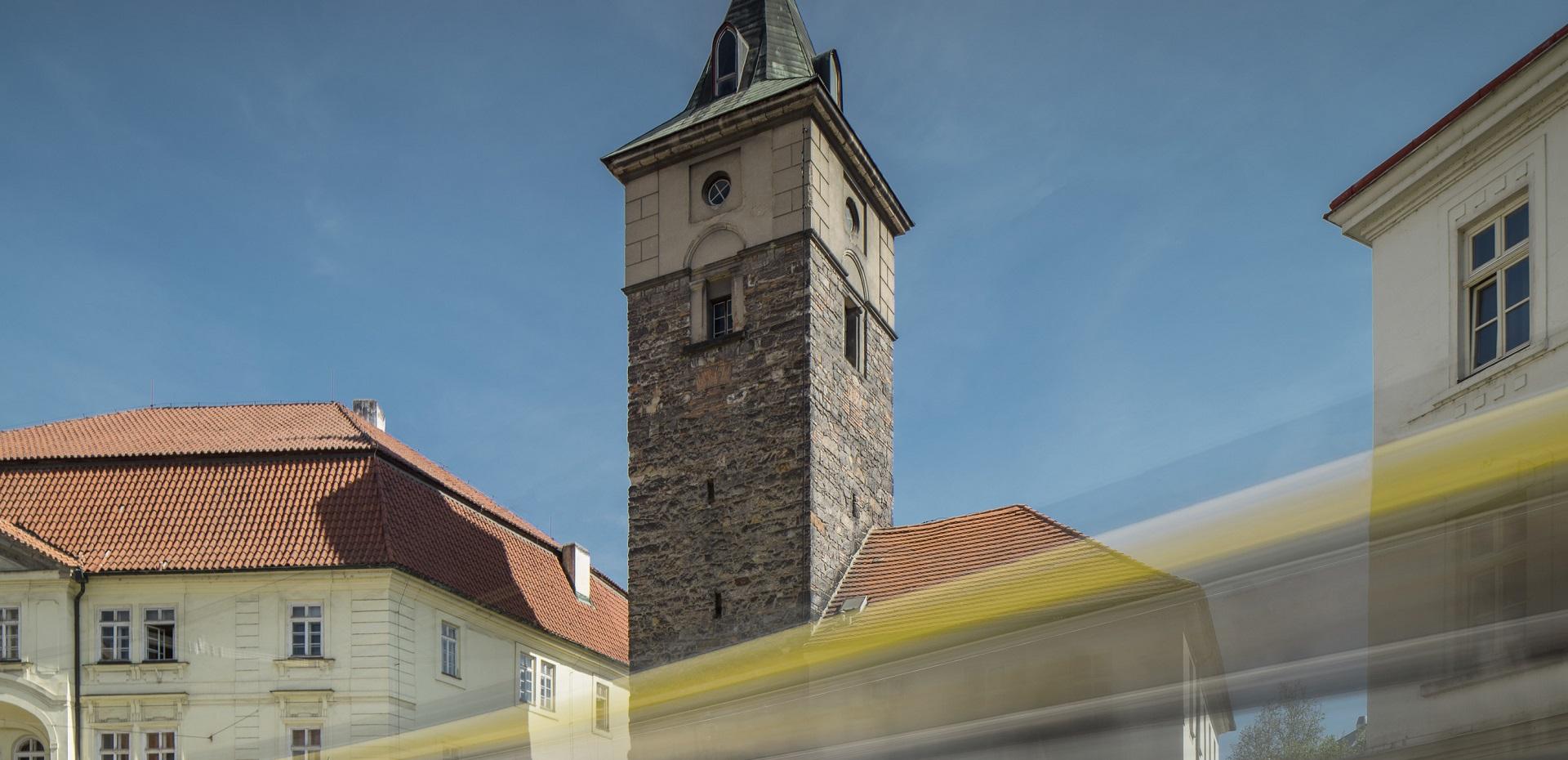 Muzeum rodiny Škodů v bývalé vodárenské věži.