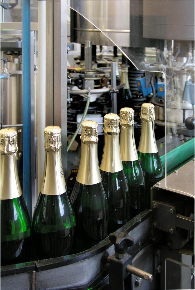 Výroba šumivých vín Bohemia Sket