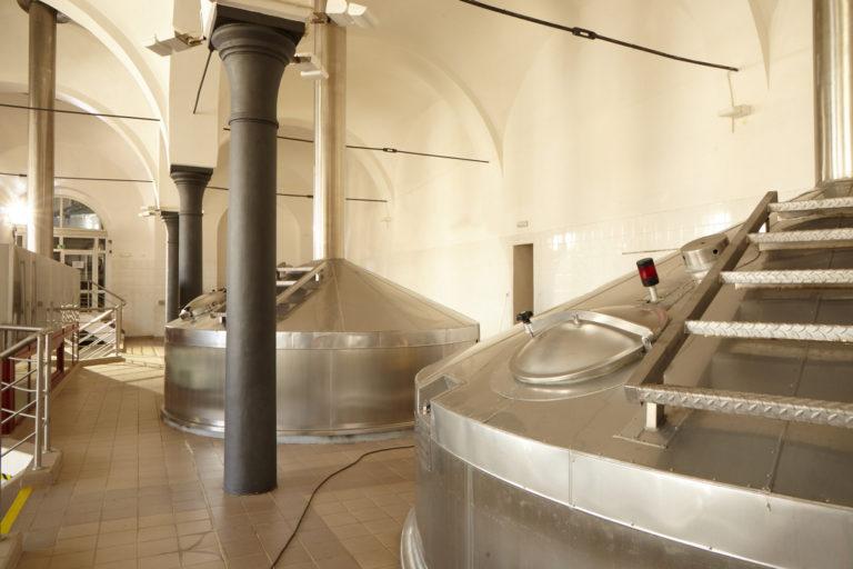 prohlídková trasa pivovar gambrinus