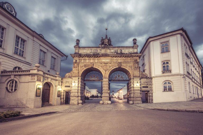 Pivovarská brána Plzeňský Prazdroj