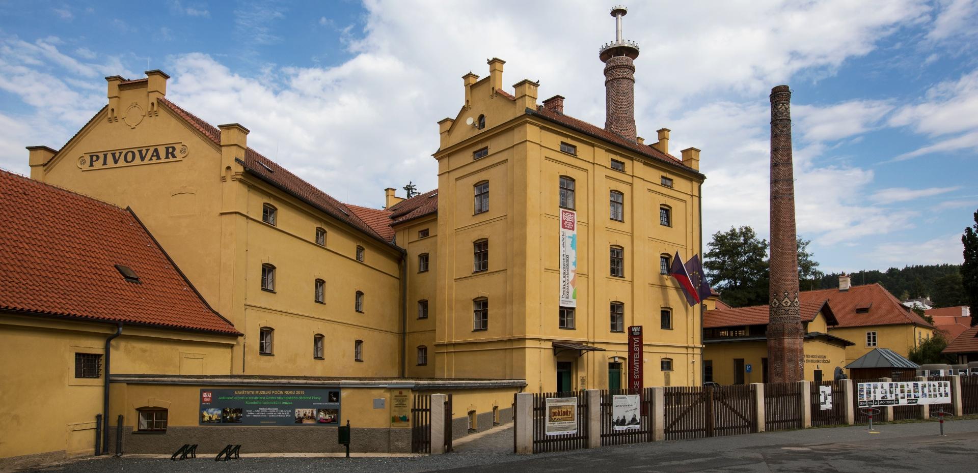 Centrum stavitelského dědictví Plasy