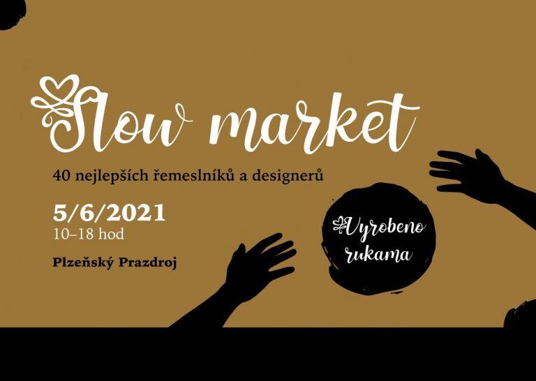Slow market - řemeslný trh na nádvoří Plzeňského Prazdroje