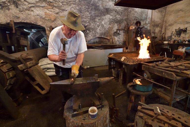 kovář hamernický den dobřív