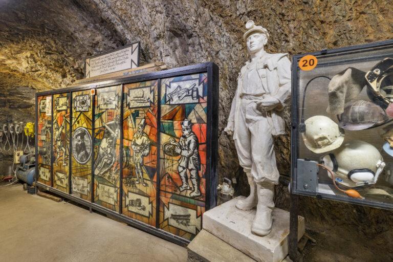 hornické muzeum planá expozice