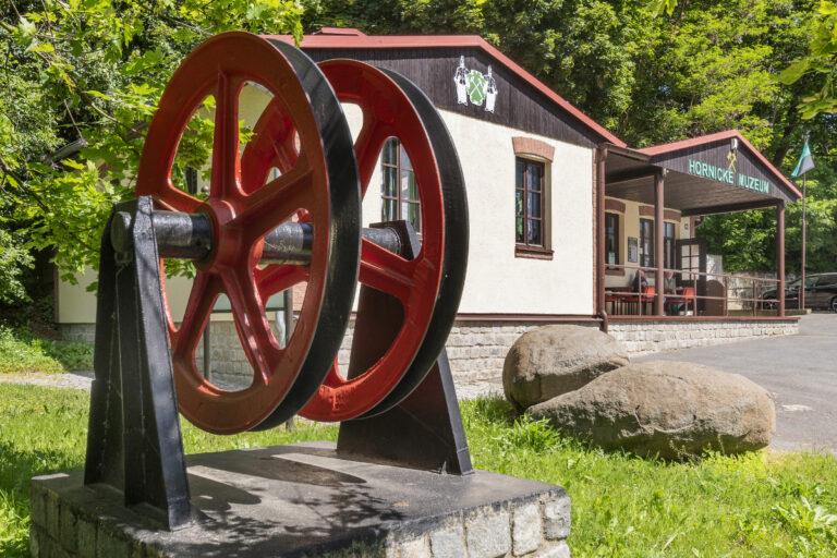 Hornické muzeum Planá
