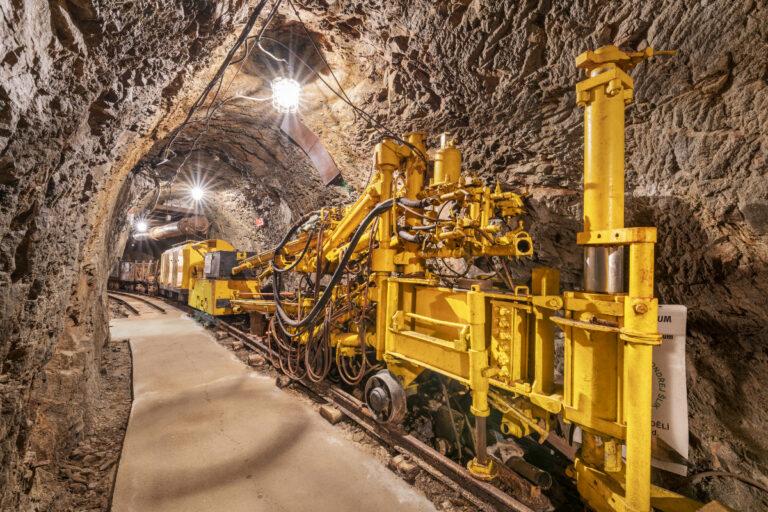 Technika hornické muzeum planá