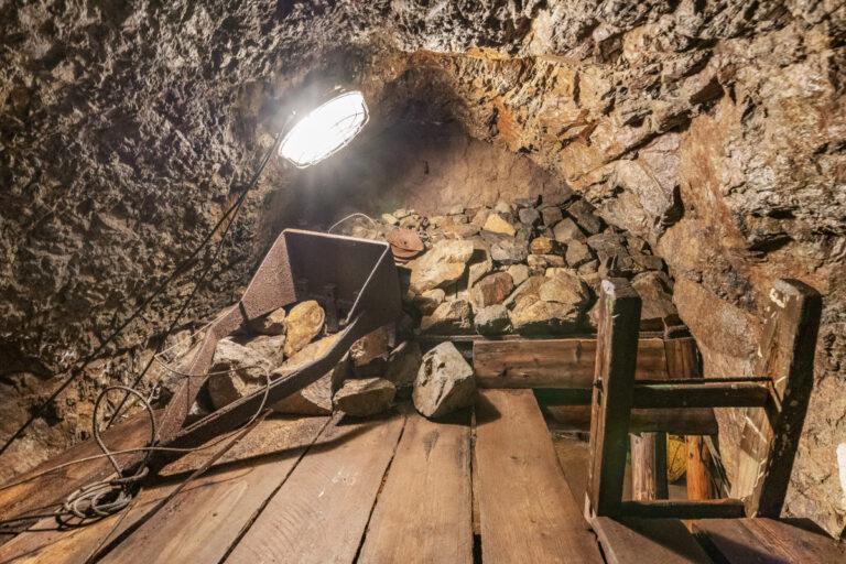 Hornické muzeum Planá těžba
