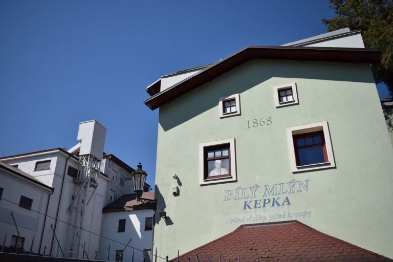 Po stopách železa na Plzeňsku - Mlýn Kepka