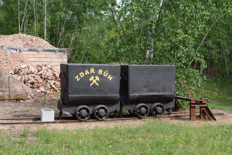 Po stopách uhlí na Plzeňsku - Hornické muzeum Zbůch