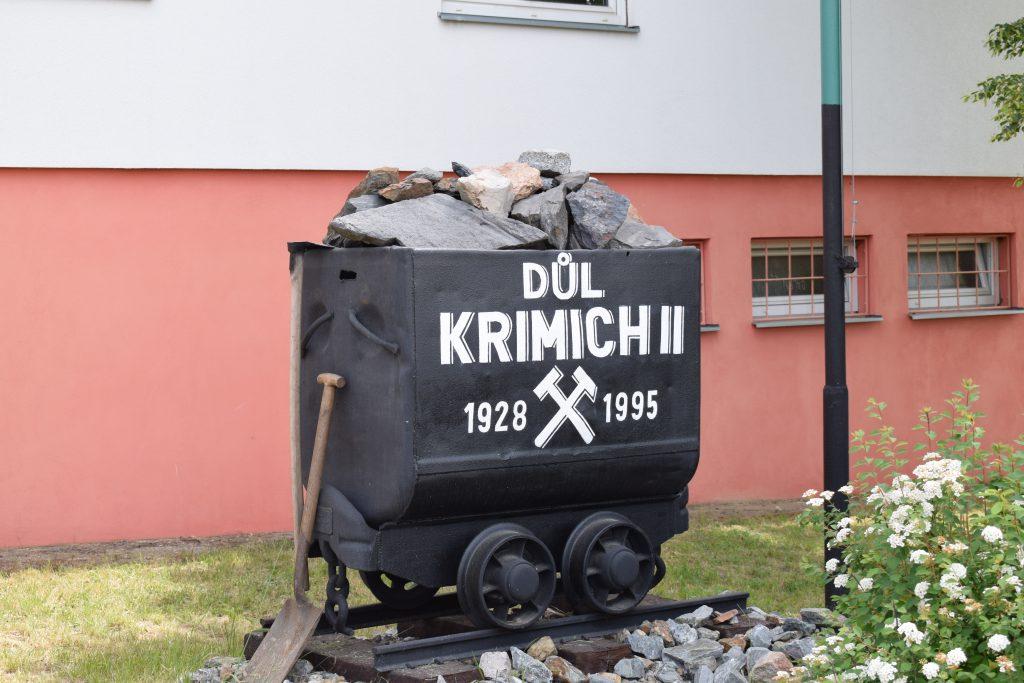 Po stopách těžby uhlí na Plzeňsku - Nýřany