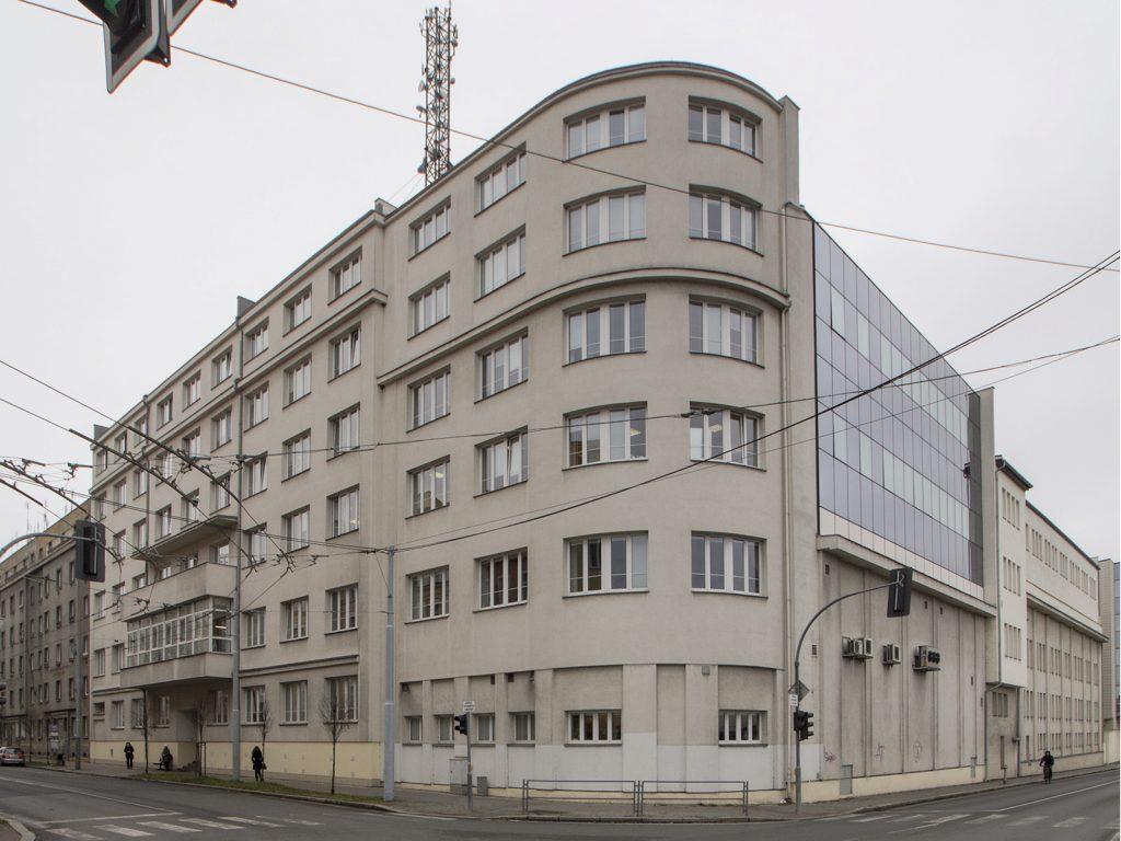 Architektonická procházka čtvrtí Petrohrad