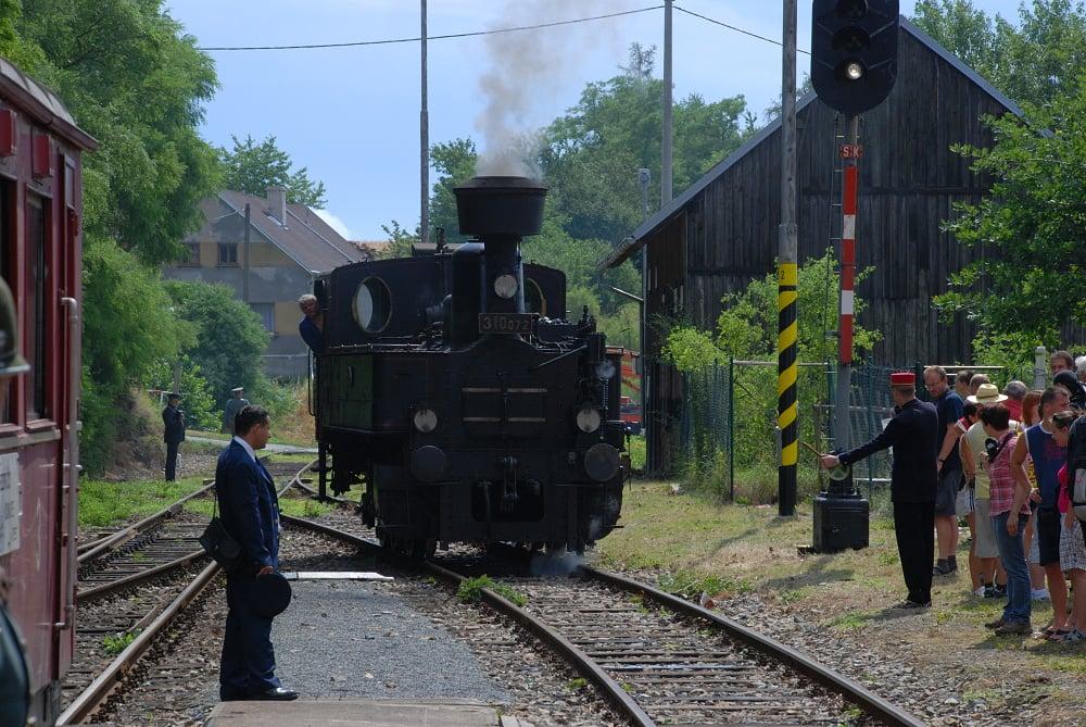 Oslavy výročí trati Pňovany - Bezdružice
