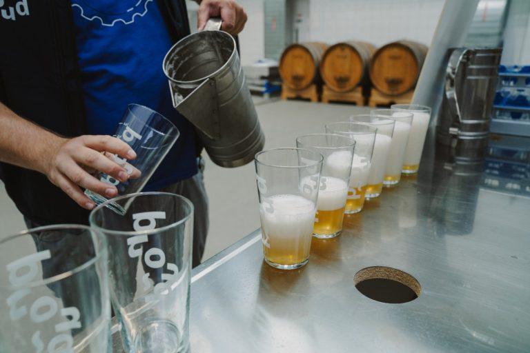Pivovar Proud v areálu Plzeňského Prazdroje
